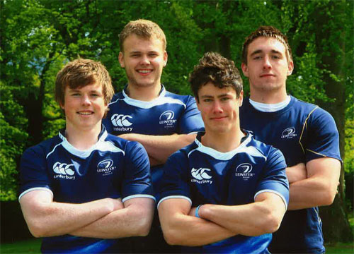 2009 Leinster Squad Members
