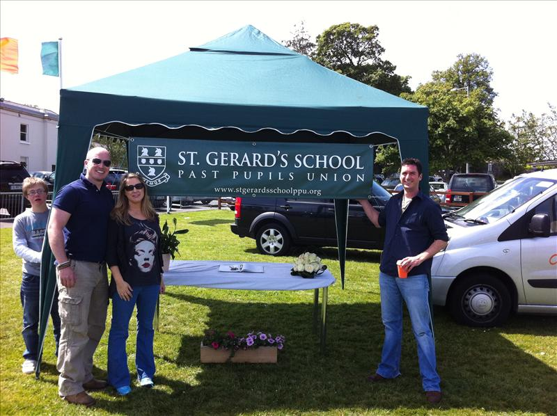 PPU Tent at Sports day 2011