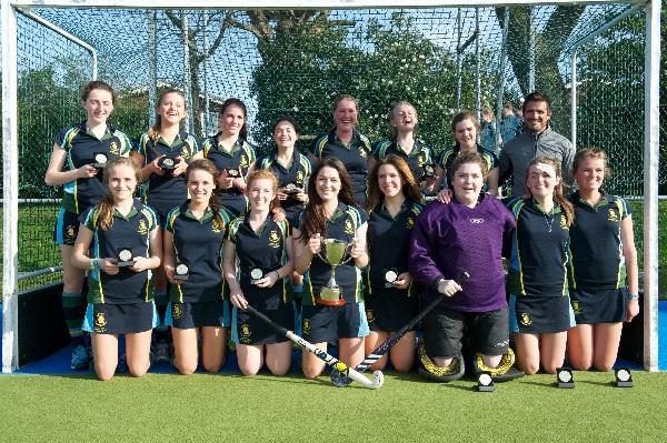 Senior Girls Sth Leinster champions